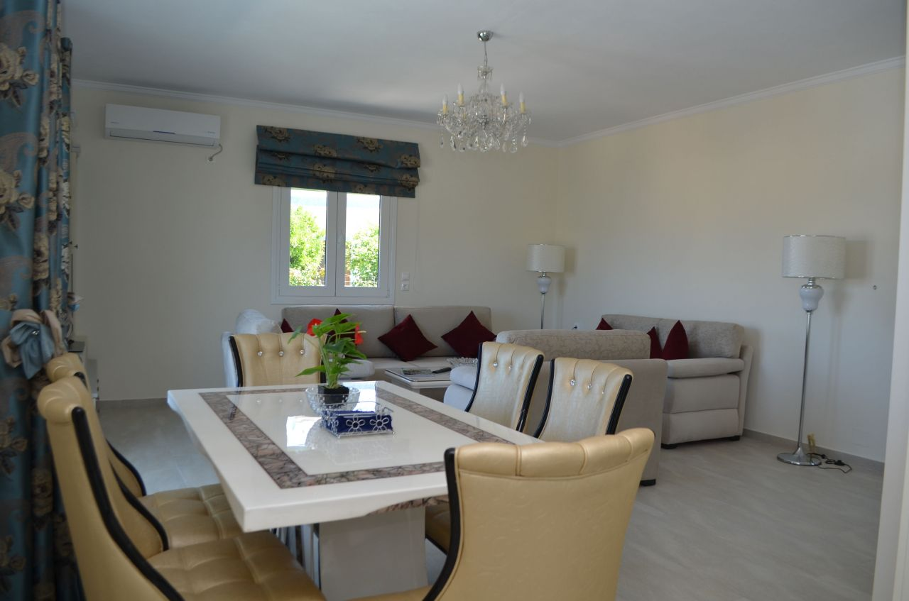 Two bedroom Holiday Apartment with pool in Ksamil, Sarande