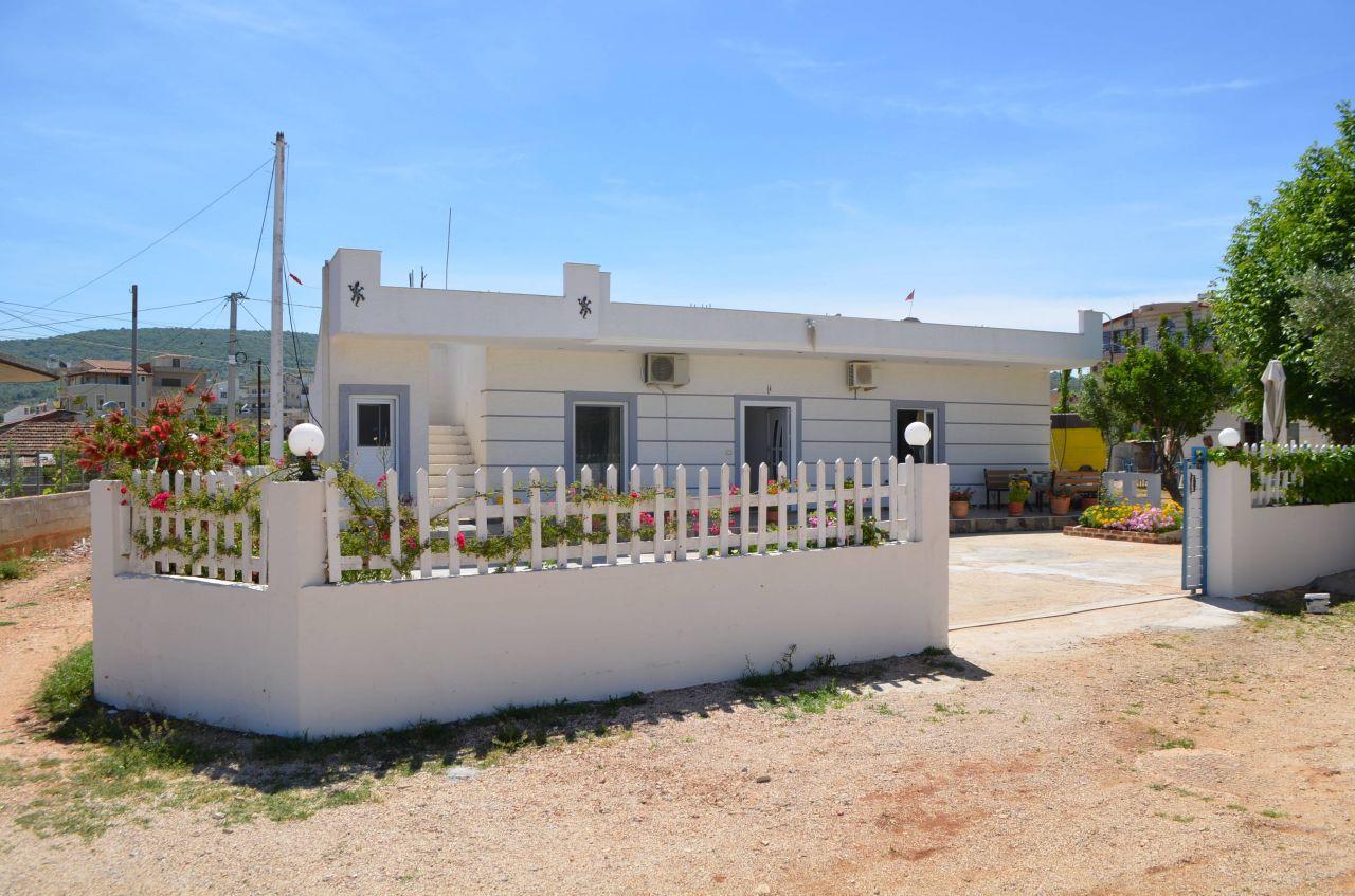 STUDIO APARTMENT IN ALBANIA. APARTMENT FOR RENT IN KSAMIL,SARANDE