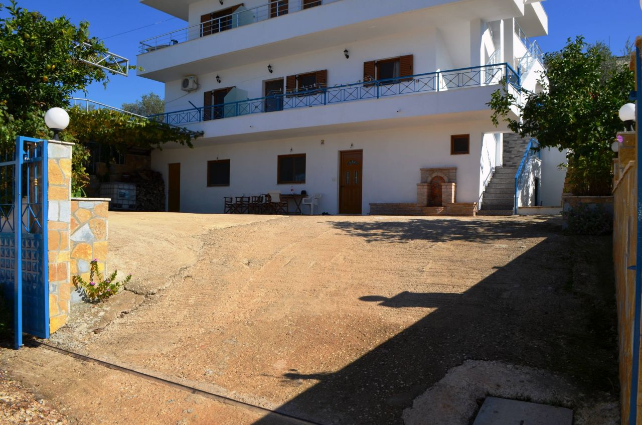 Fantastic Holiday Studio Apartment For Rent In Ksamil Albania Rent Home Interior And Landscaping Palasignezvosmurscom