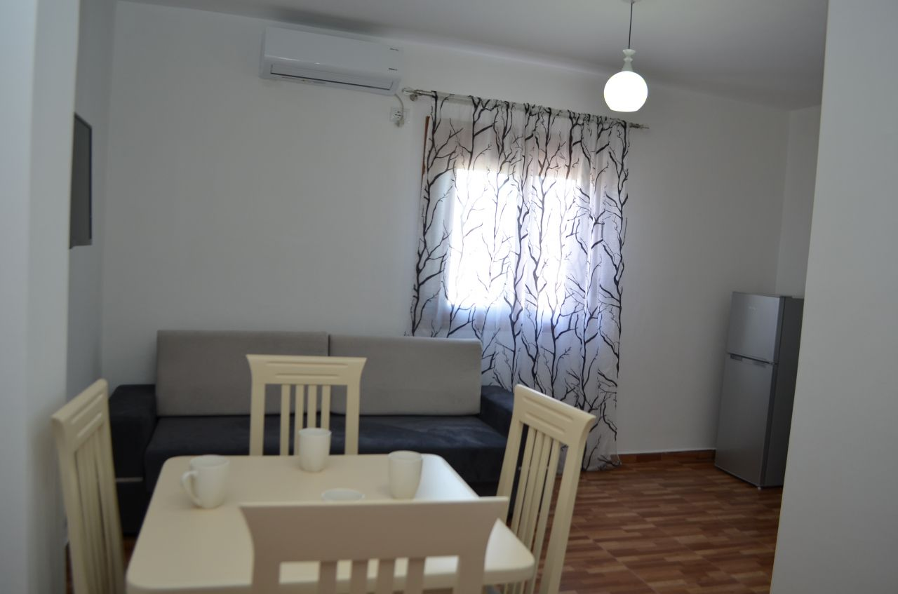 HOLIDAY APARTMENTS IN ALBANIA. RENT APARTMENT IN KSAMIL