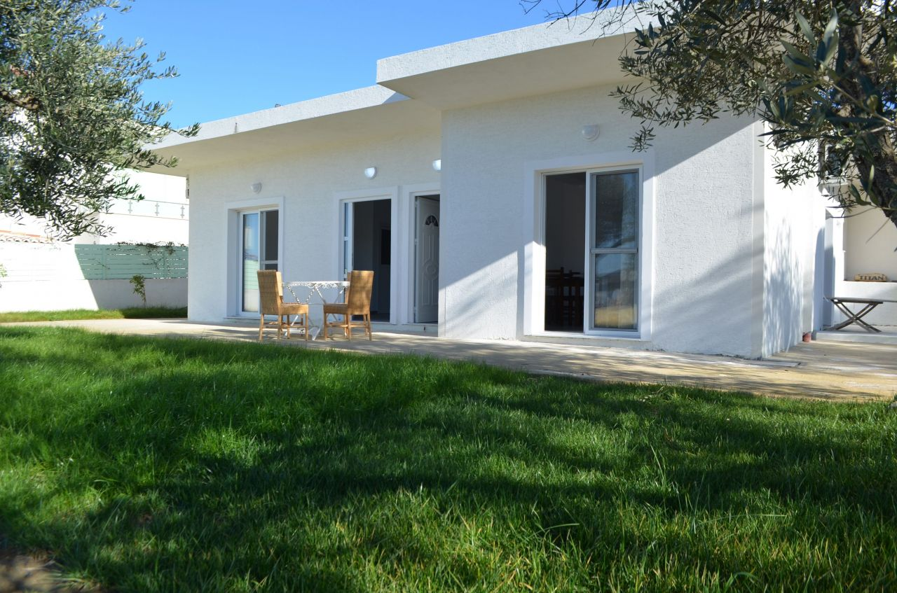 HOLIDAY STUDIO  APARTMENT FOR RENT IN KSAMIL, ALBANIA