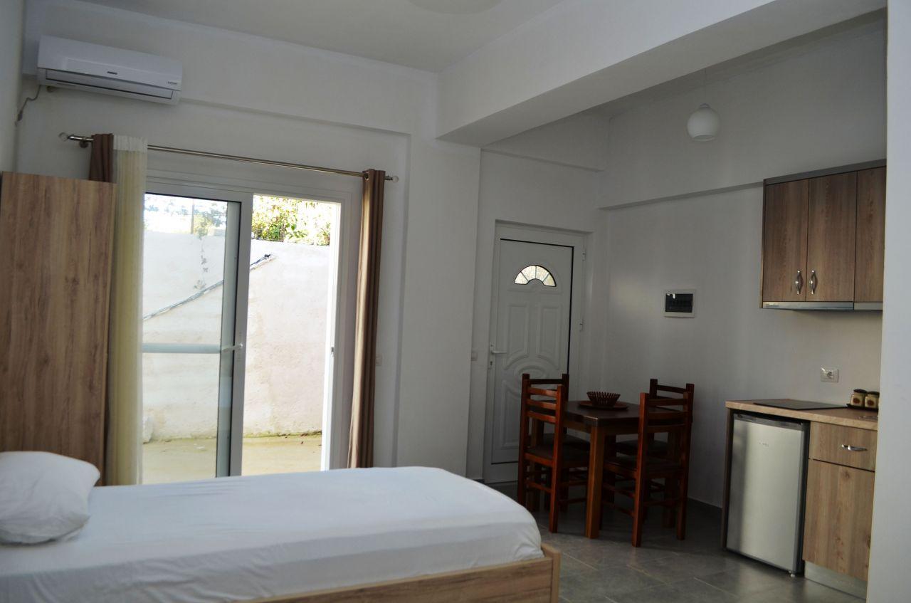 Studio Apartment Rent In Ksamil South Of Saranda