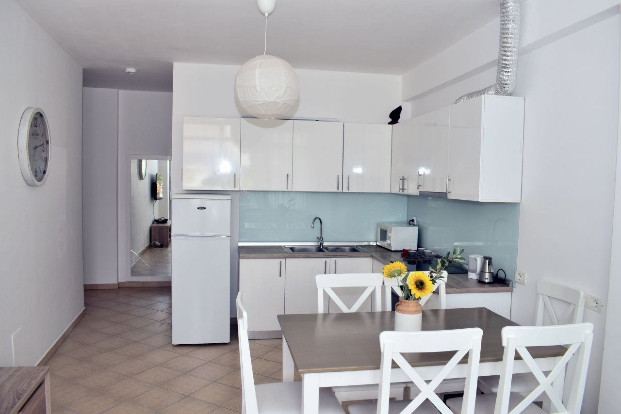 Apartment for Sale at Lura 2 Resort in Lalzi Bay,Albania.