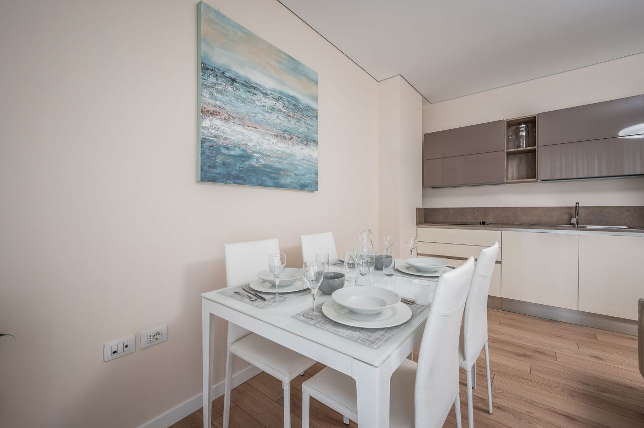 Apartments For Sale At San Pietro Resort In Gjiri i Lalzit