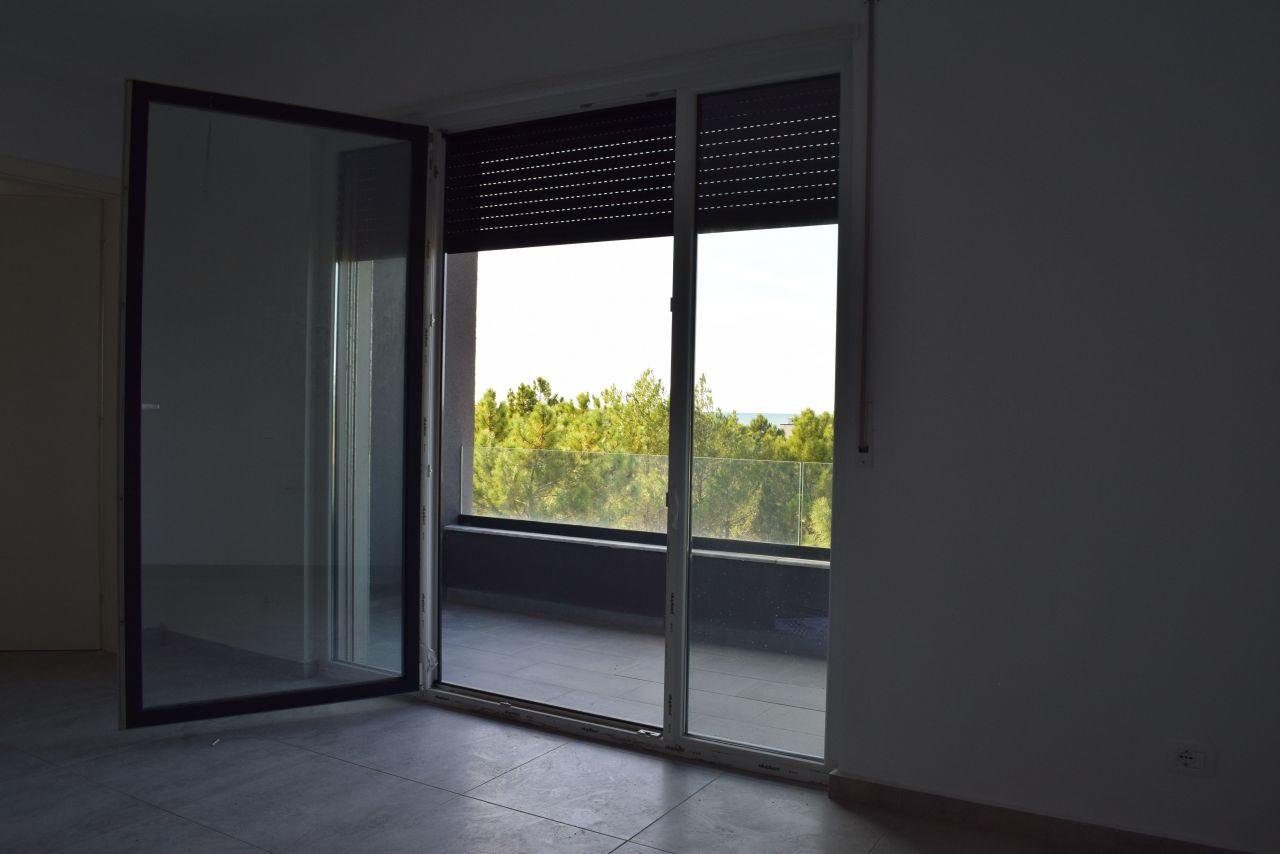 Apartament me Pamje Deti ne Gjirin e Lalzit Apartamente ne Shitje ne Vala Mar Residences