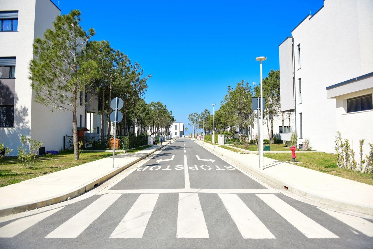 Albania Real Estate in Lalzit Bay Buy Apartments in Albania
