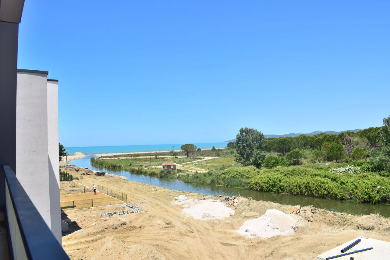 Albania Real Estate in Lalzi Bay Buy Apartments in Albania