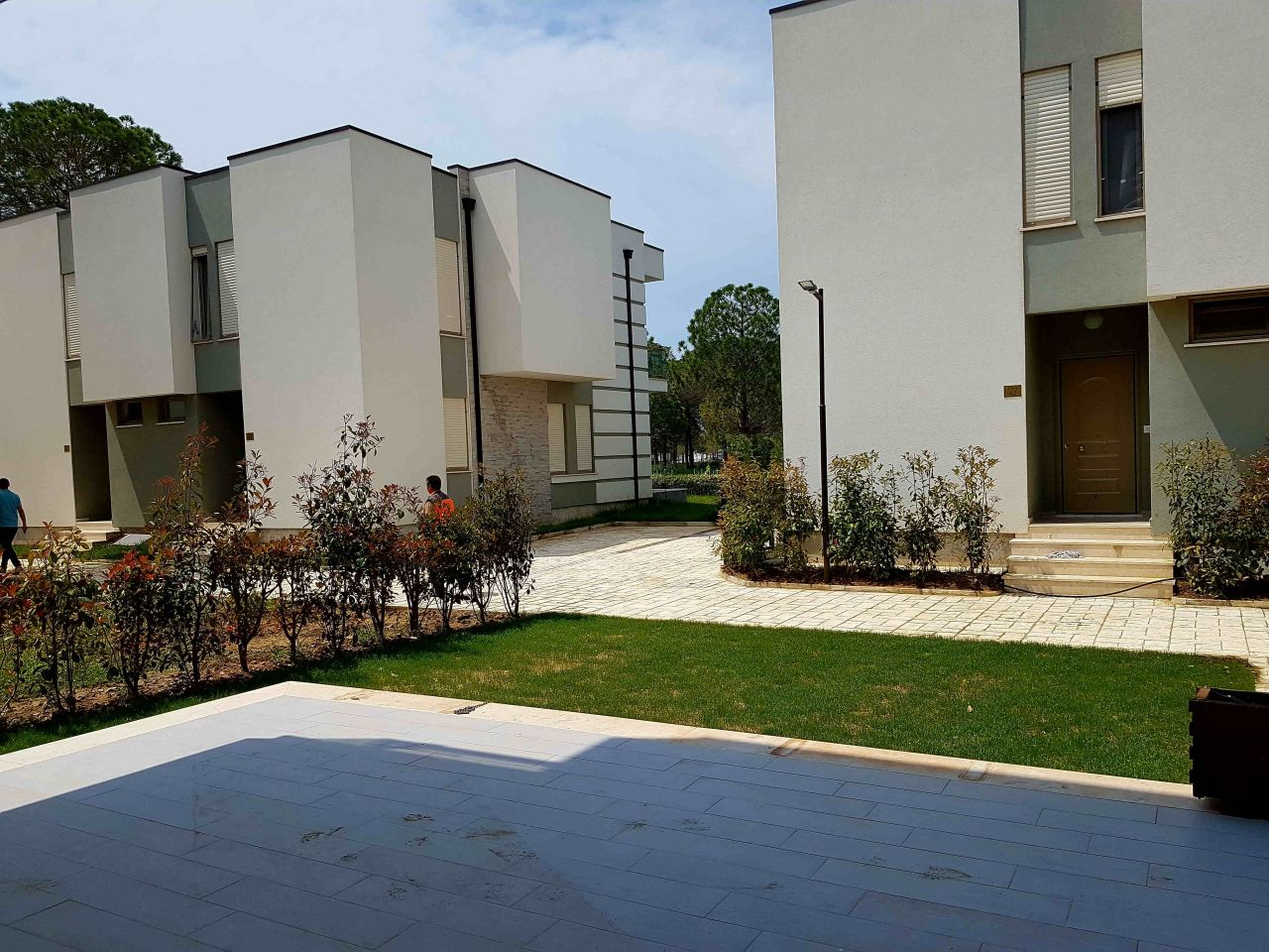 Villa in Perla Resort. Buy Villas in Gjiri Lalzit