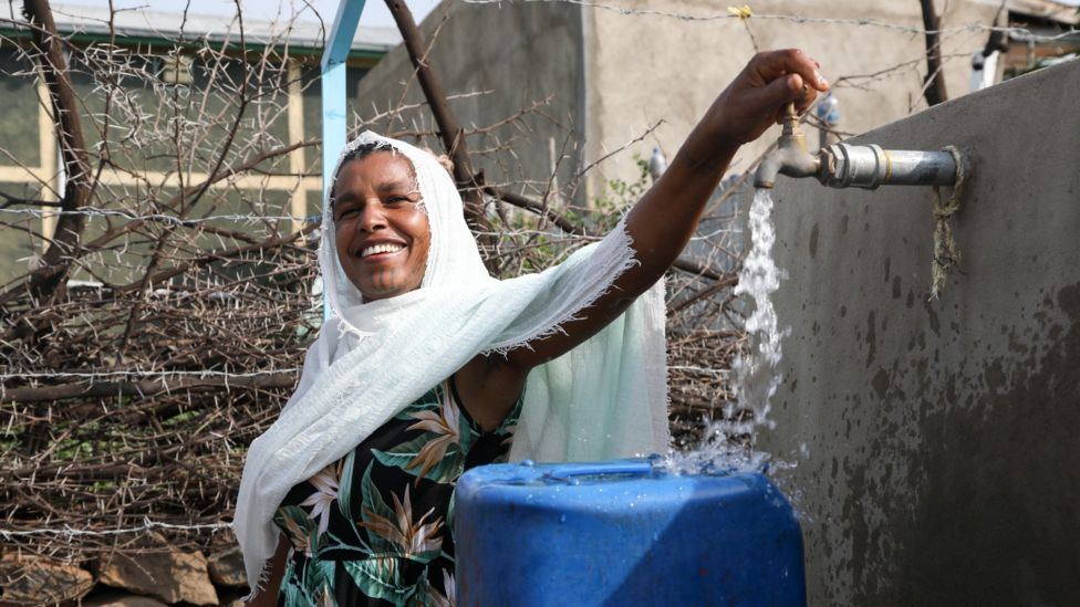 UK's aid cuts for clean water projects criticised