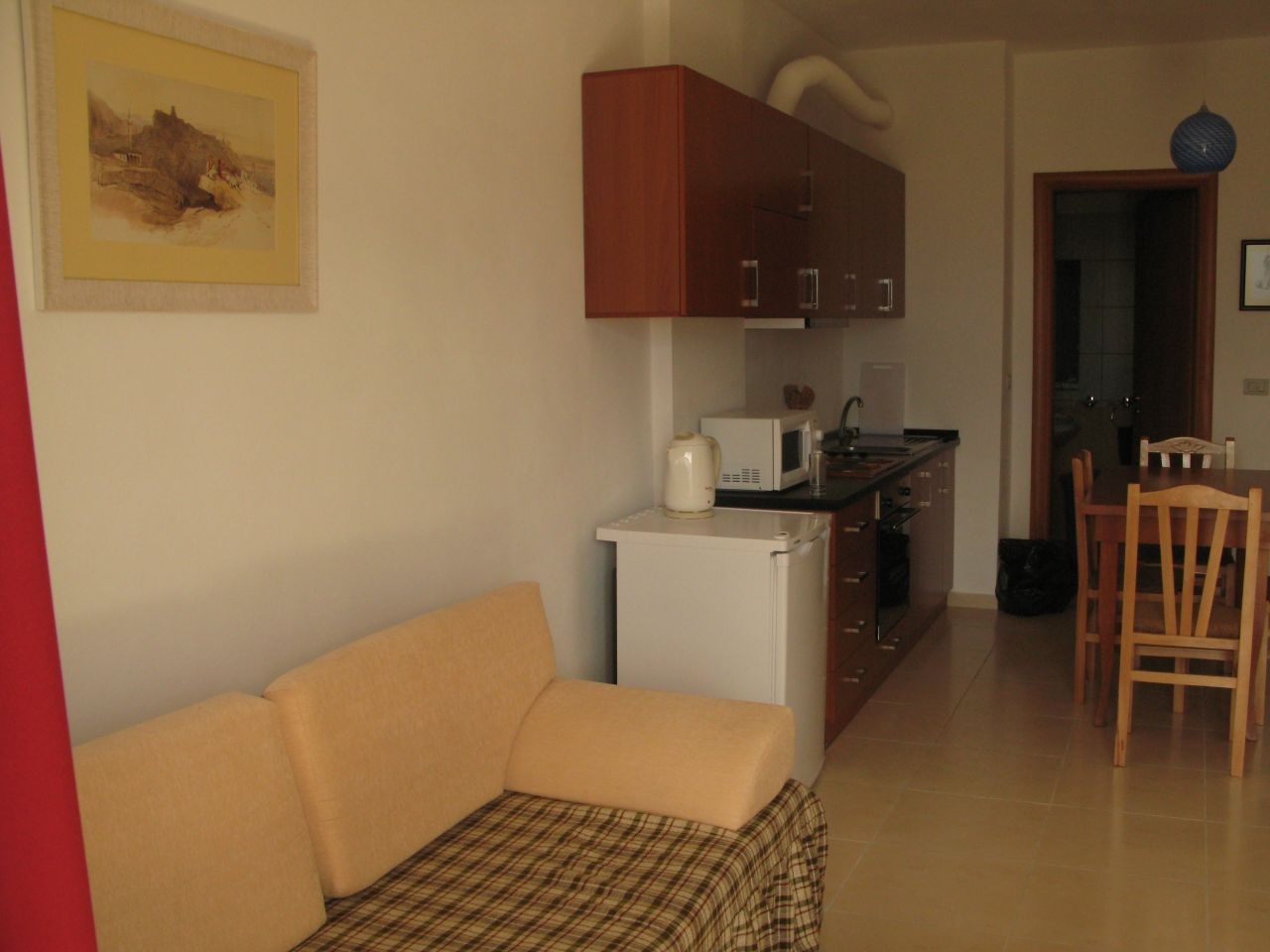 Apartment for Sale in Orikum, coastal village near the city of Vlora, in Albania.