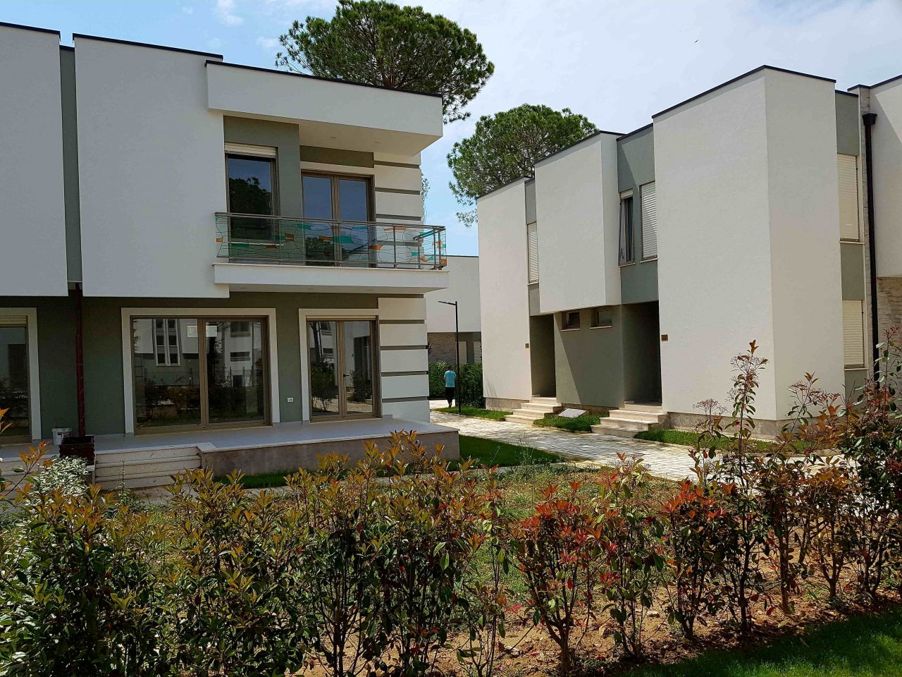 Villa for Sale in Perla Resort, at Lalzi Bay, Durres