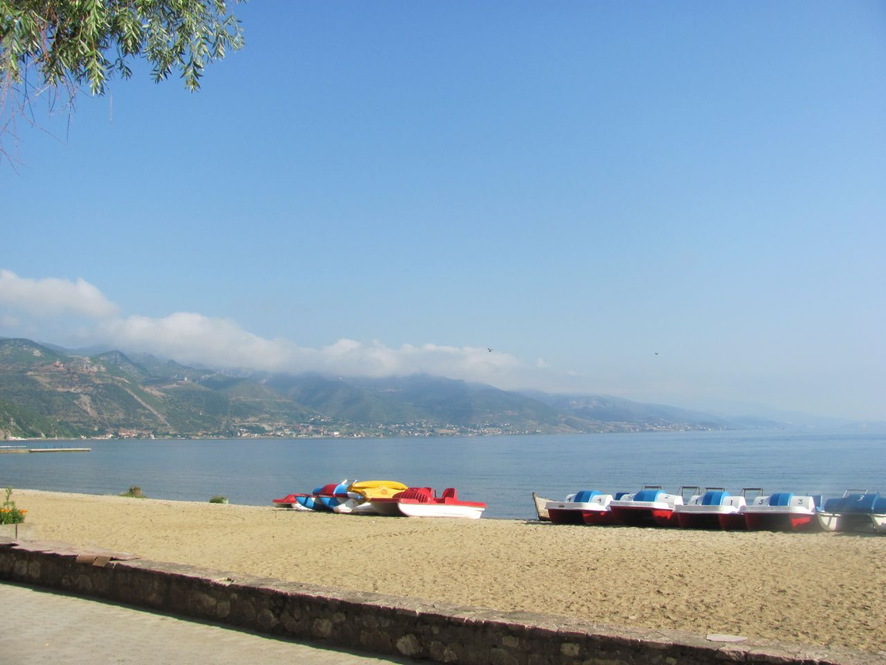 Holiday in Ohrid Lake. Apartments in Pogradec