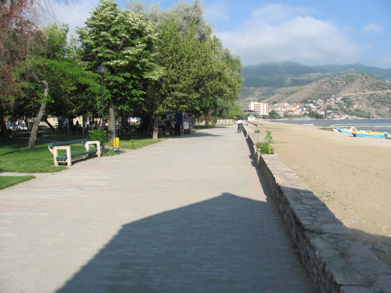 Holiday apartment in Pogradec, Albania