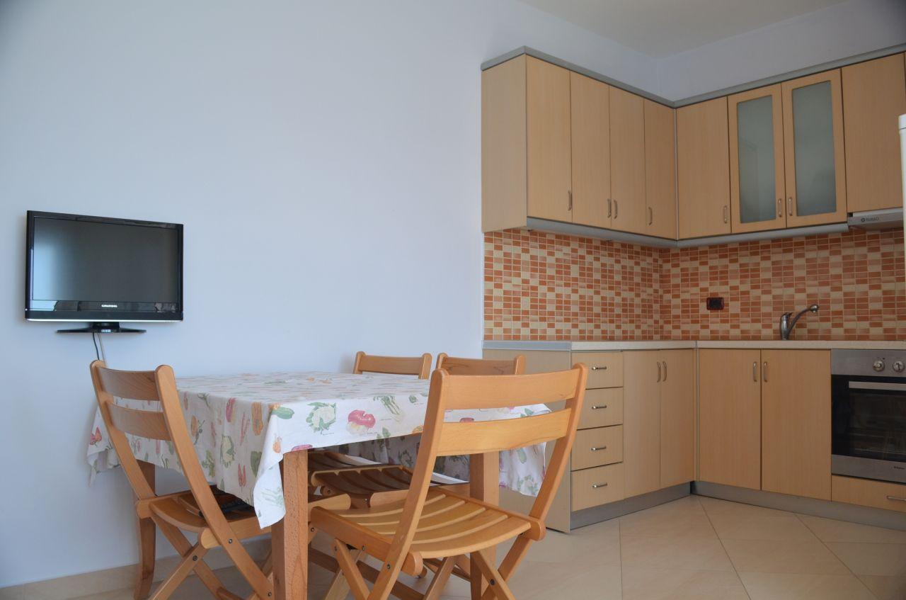 Kiadó apartman Qeparo faluban. – Apartman kiadó – 40 m²