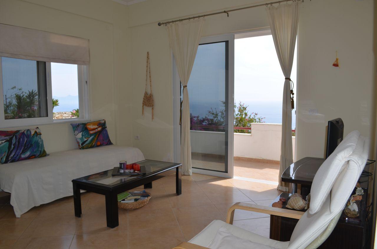 Albania holiday apartment rent in Qeparo