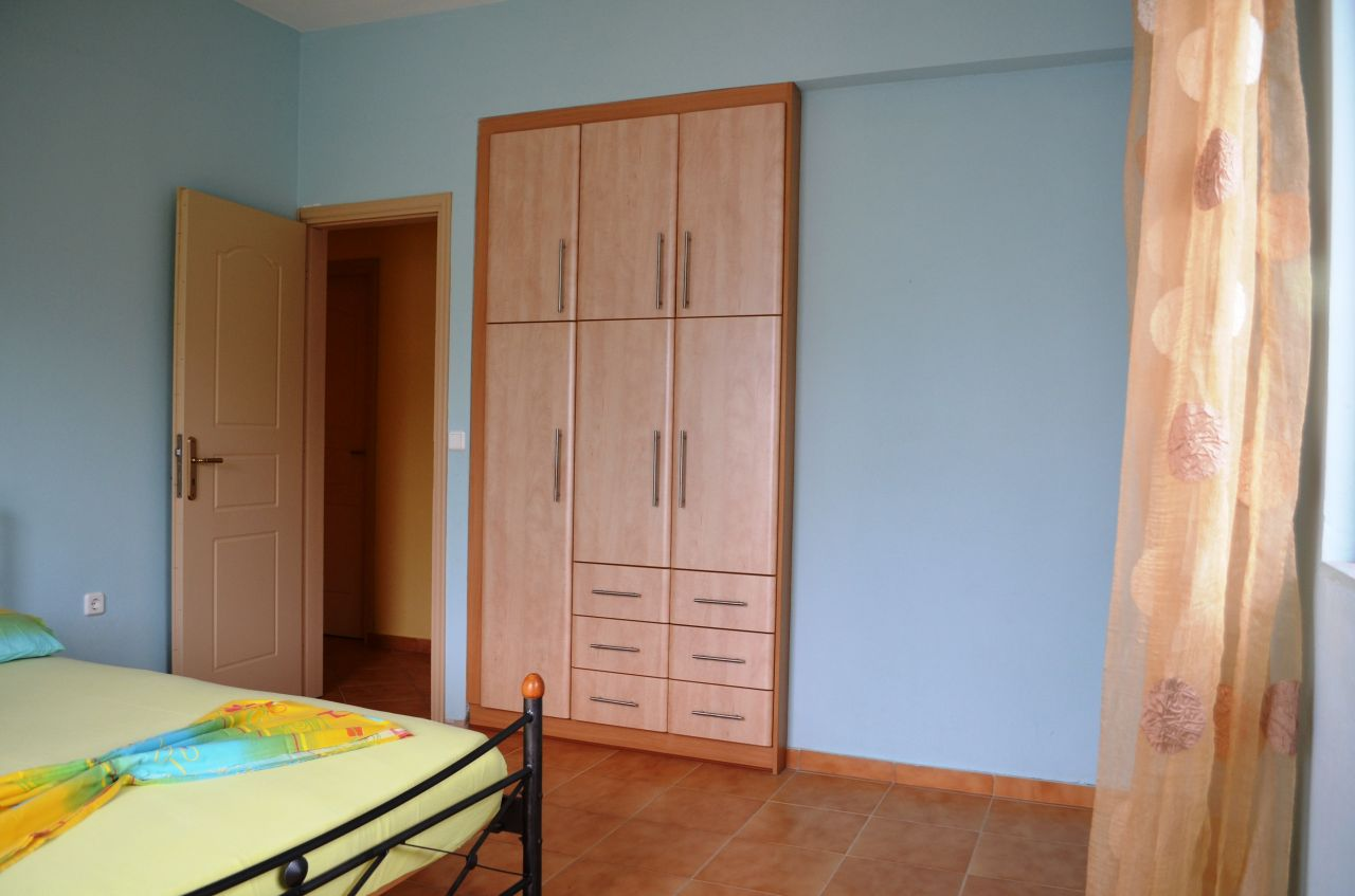 Holiday House for Rent in Qeparo, Albanian Riviera. Holiday House Close to the Beach in Albania