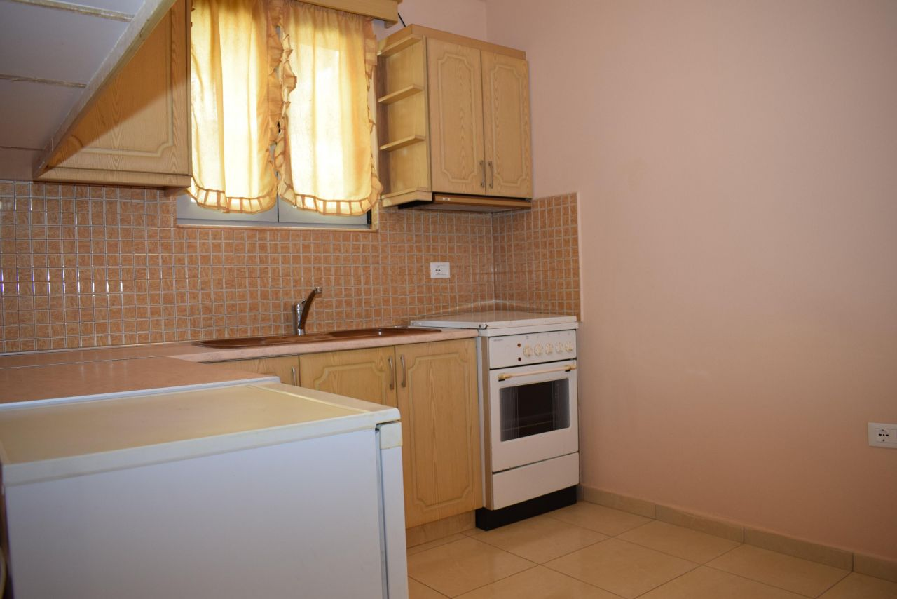 Studio Apartment for Holiday Rent in Qeparo, Albania.