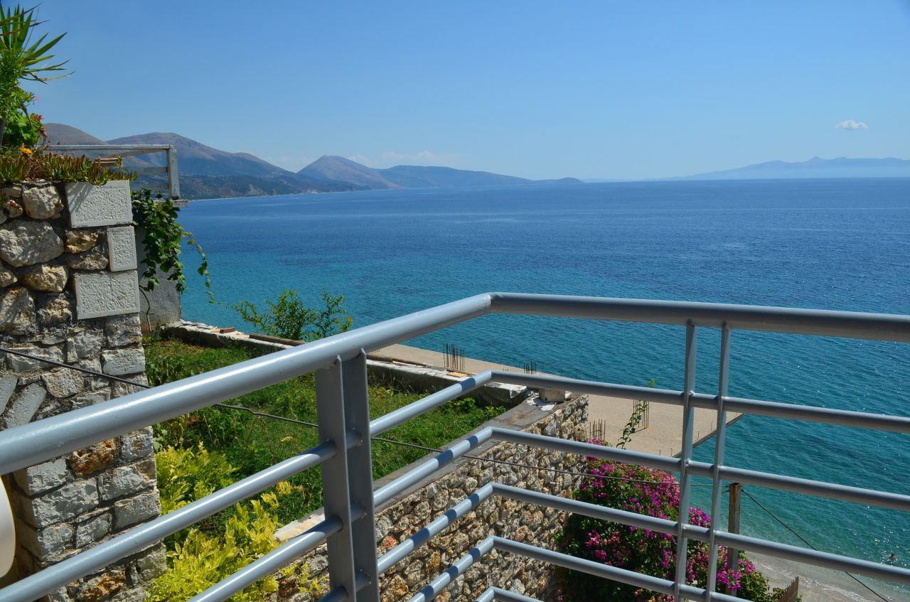 Albania Estate for Sale in Qeparo village in Albania Riviera next to the sea