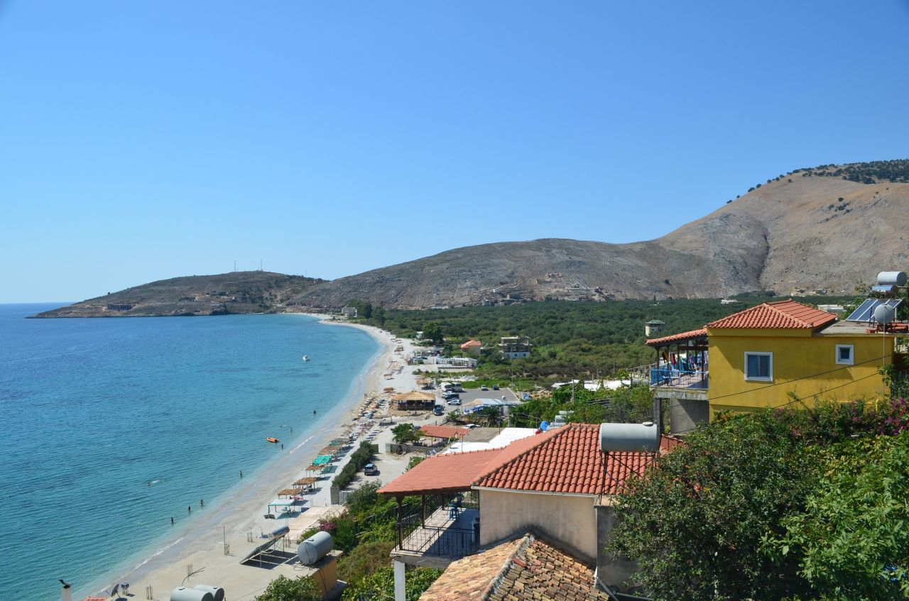 Albania Real Estate in Qeparo village, Apartment for sale next to the beach.