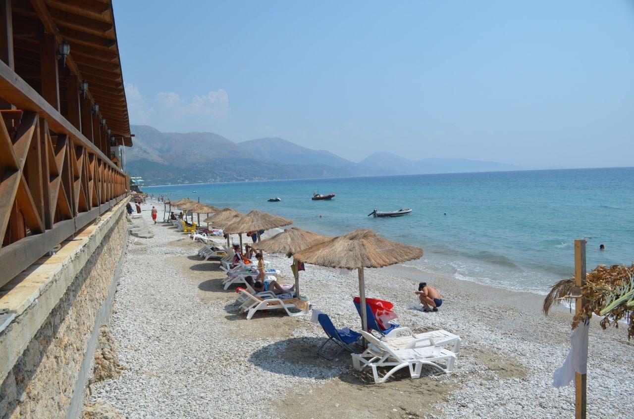 Apartments for Sale in the coast of the Ionian Sea, Albania, in Qeparo.