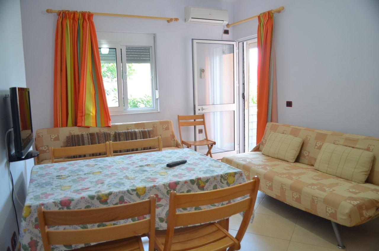 Apartment for sale in Qeparo,south of Albania