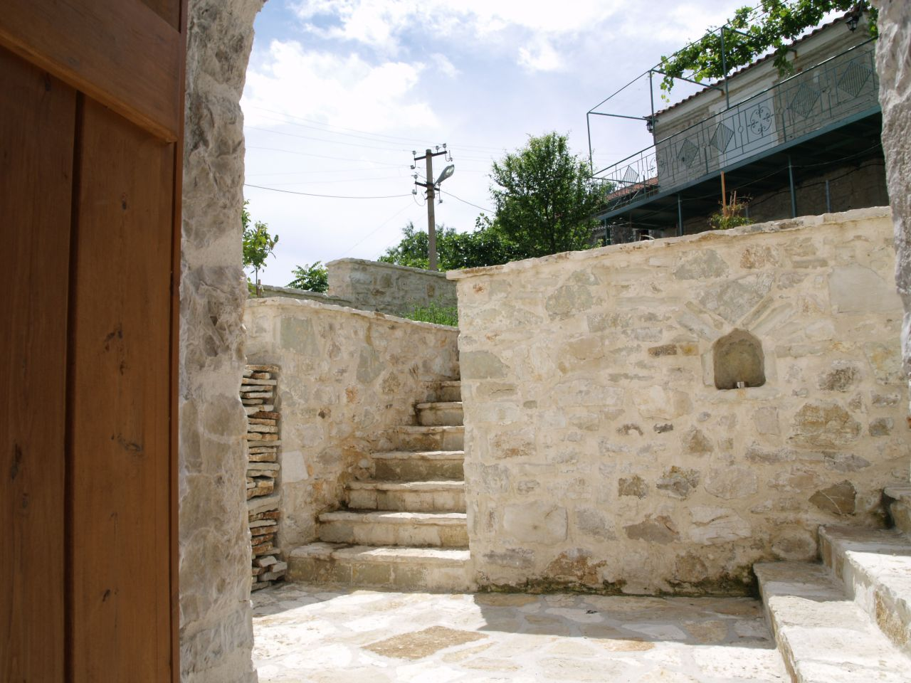 House in Qeparo Village for rent