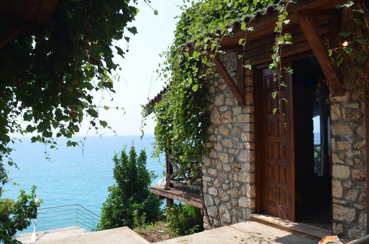 Stone House in Albania, Qeparo. Property in Albania Riviera
