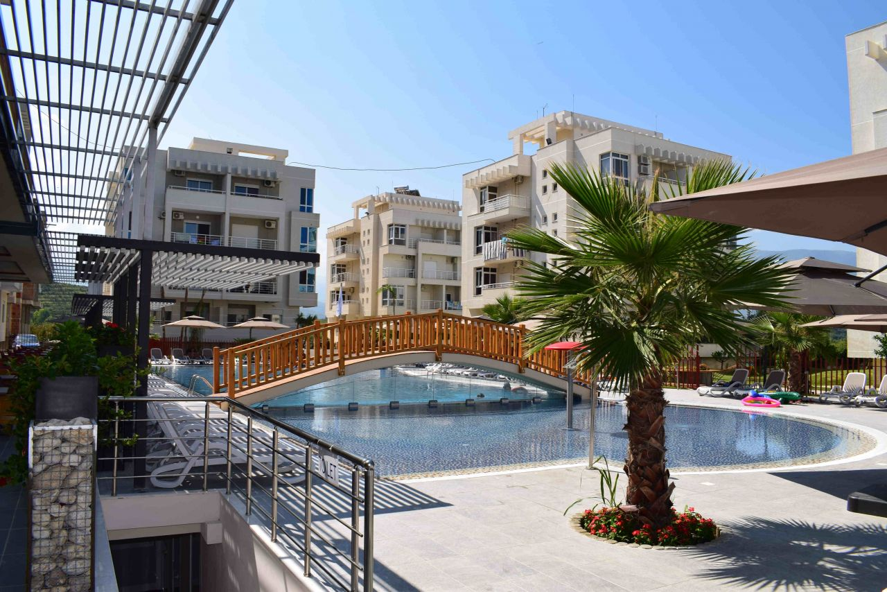 Radhime Garden Apartment, Rent in Vlora