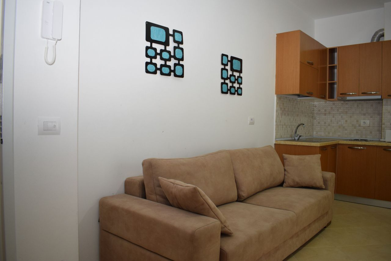 Holiday Apartments in Vlora, Radhima Beach