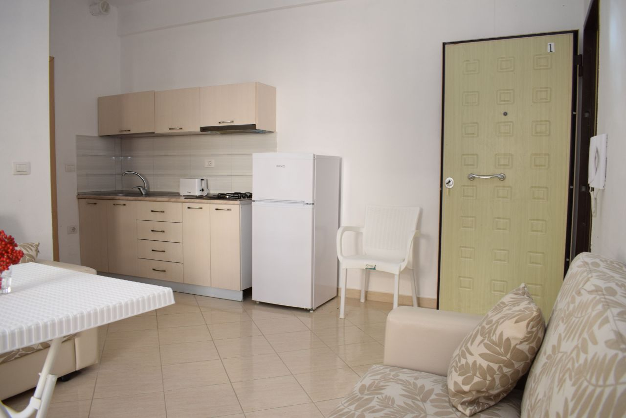 Holiday Rental Apartment in Radhime, Vlore