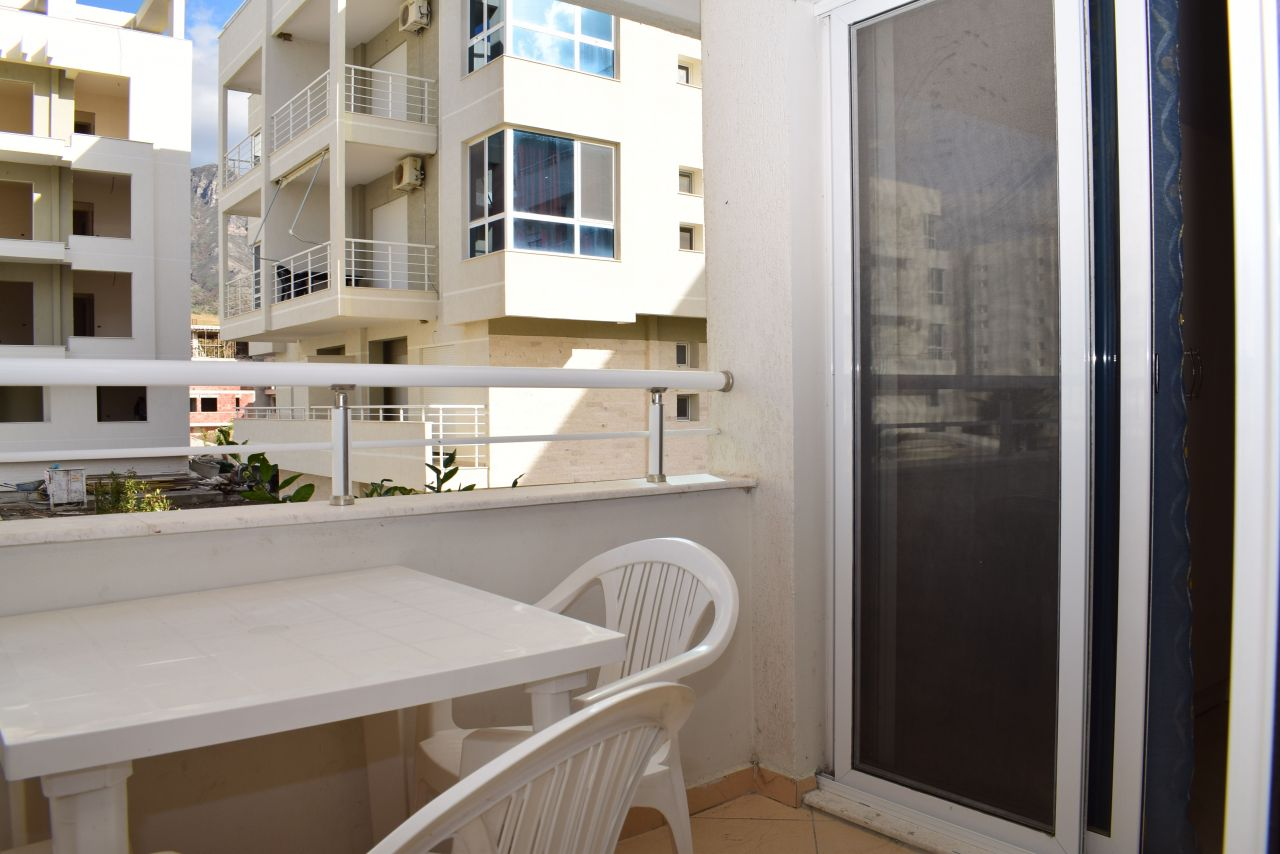 Holiday rental apartament in Radhime Vlore Albania  crystal coast albanian riviera