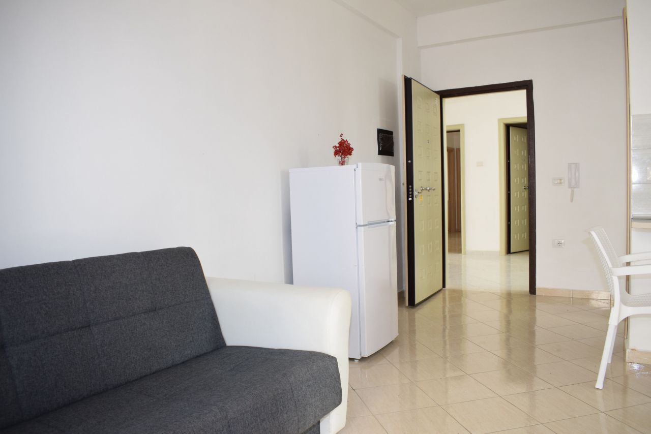 Holiday Apartments in Vlora with Swimming Pool Next to the Beach in Radhima Area