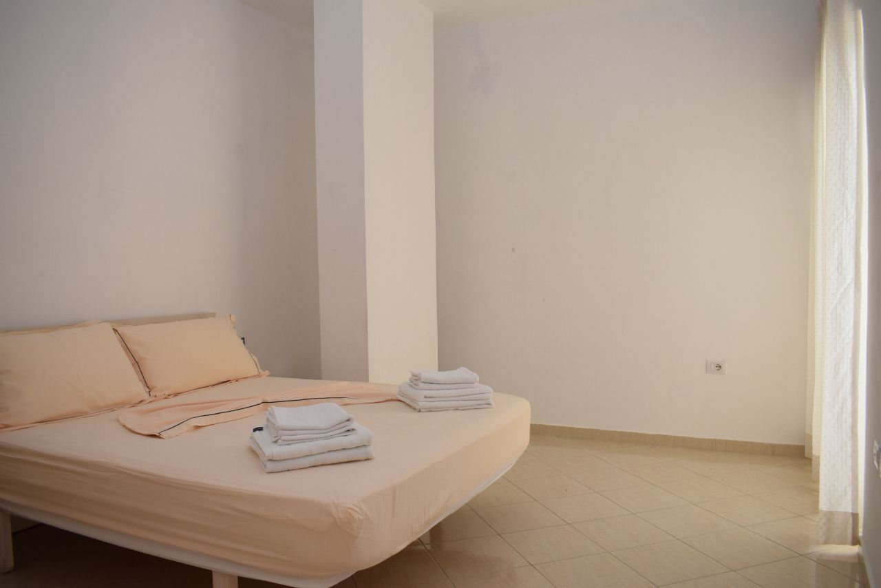 Holiday Apartment in Radhime Rent in Vlora Albanian Riviera with Sea View