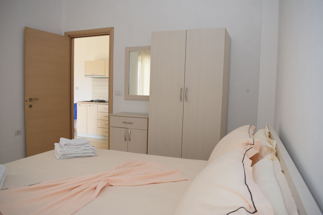 Holiday Rental in Vlora  Apartment in Radhime