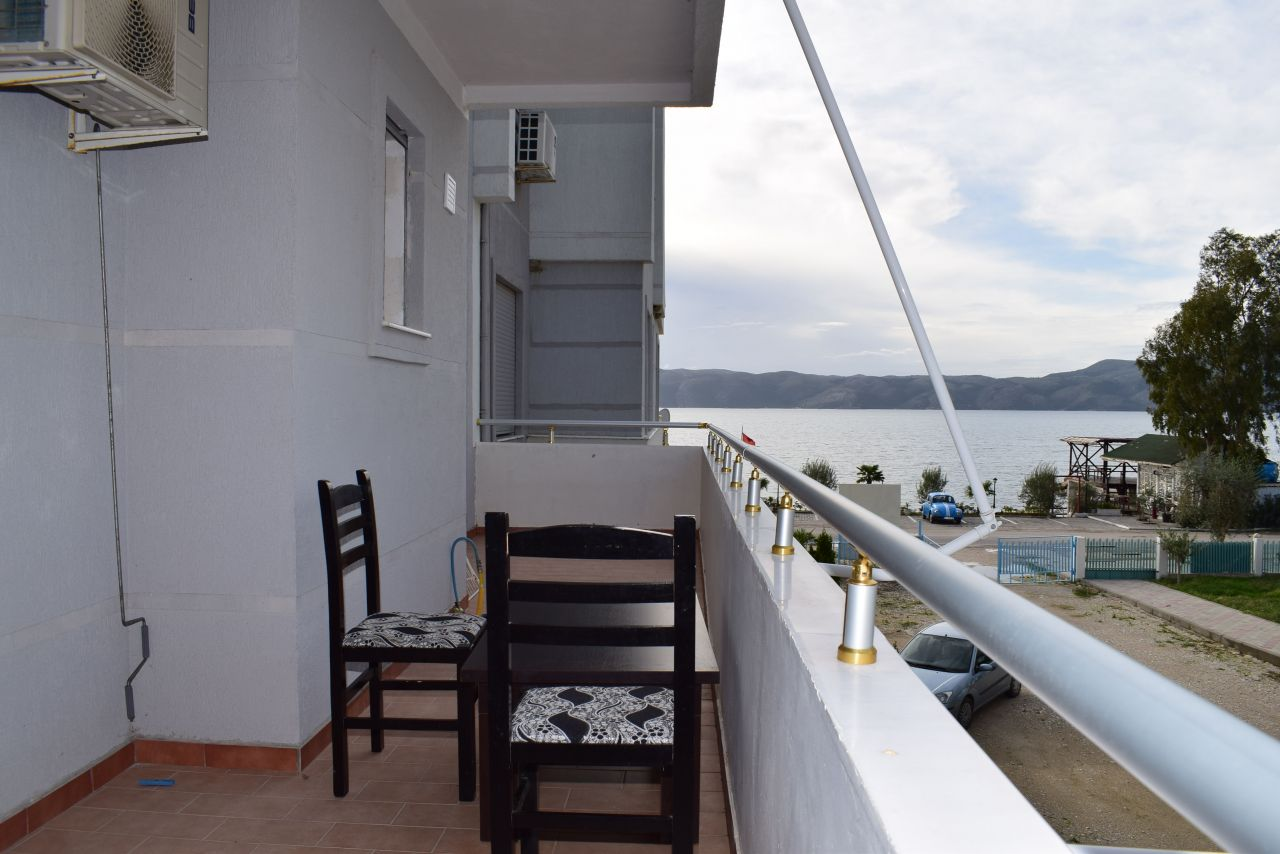 Albania Vacation Rental in Vlore, Radhima Beach