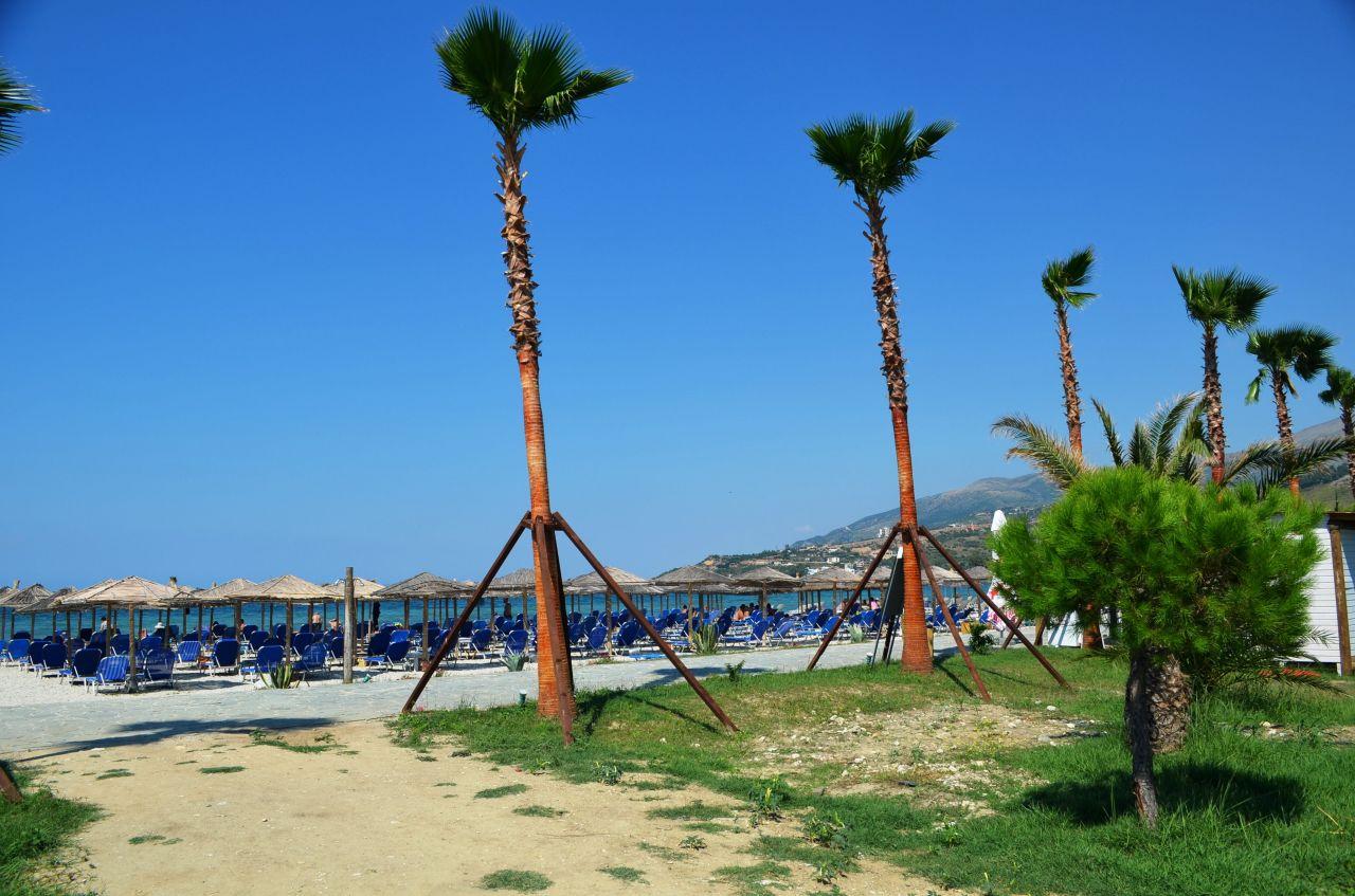 Albania Rental Holidays in Radhima Beach