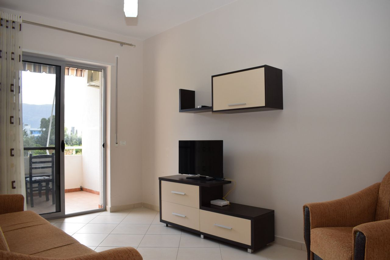 Albania Holiday Rental Apartment for Rent in Radhima Beach Vlora