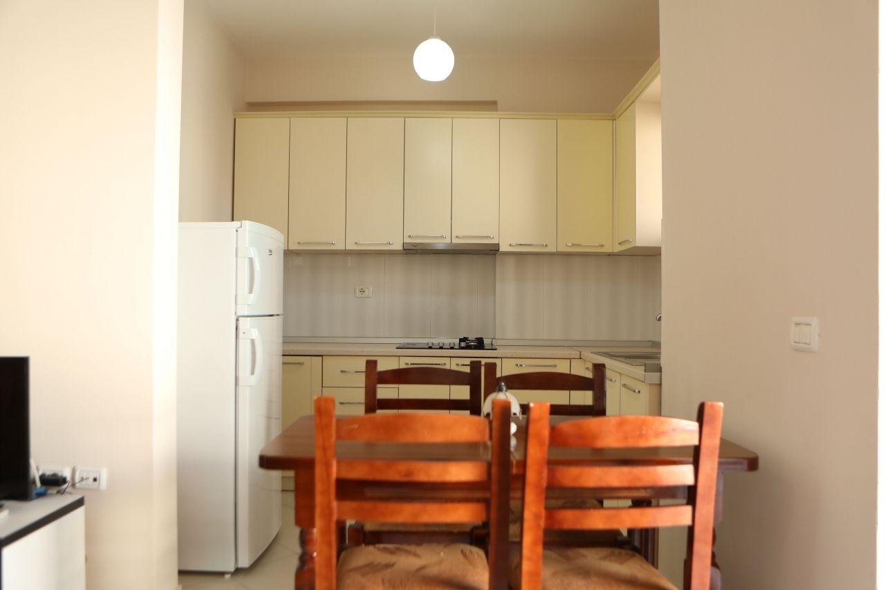 Appartamento di Vacanze in Affitto a Radhima, Valona