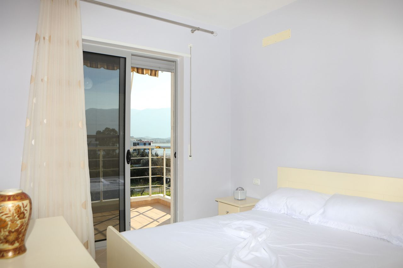 Vacation Rental Apartments Albania in Vlore Radhime with One Bedroom