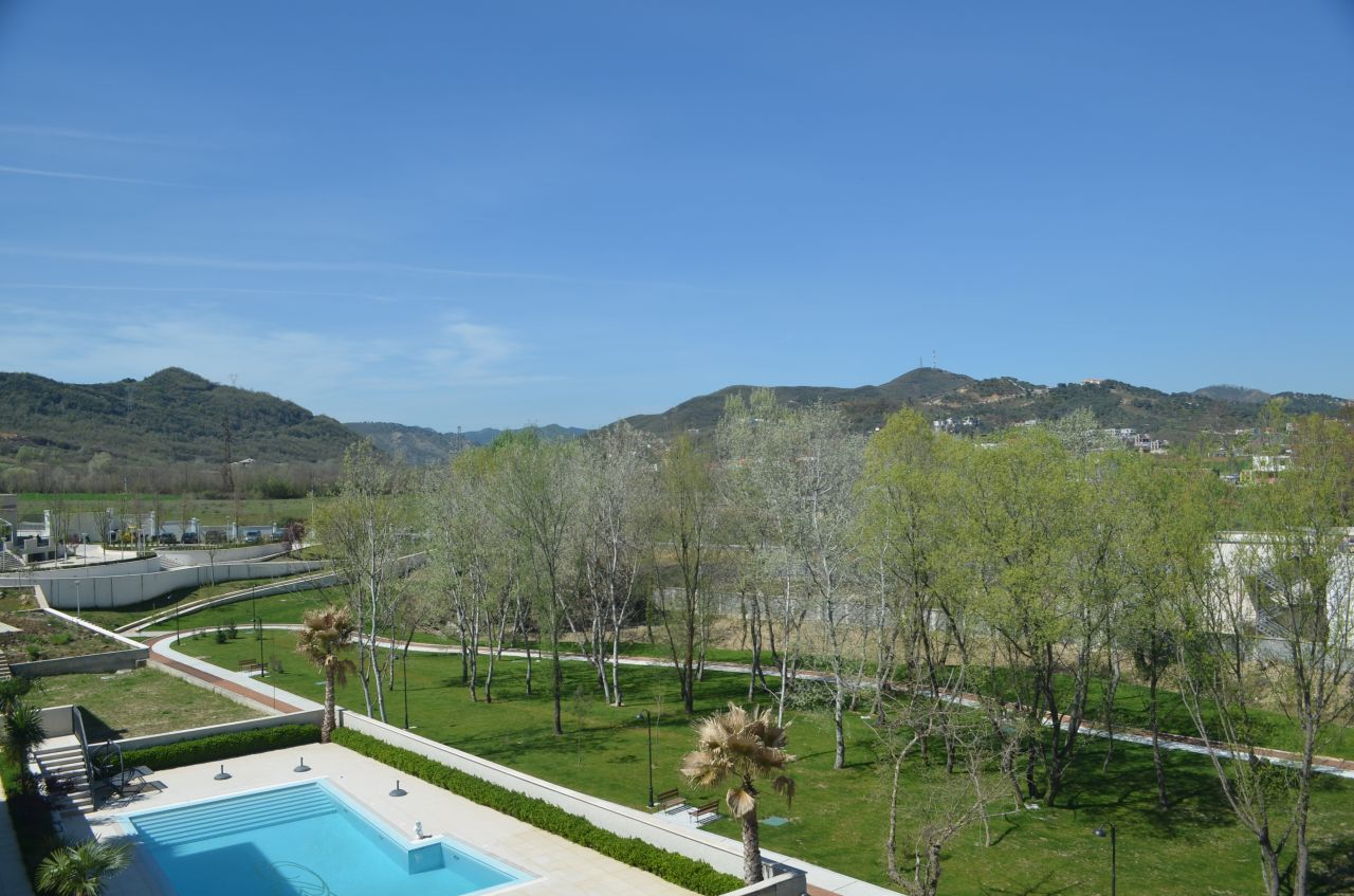 Villa for Rent in a new complex in the vicinities of Tirana
