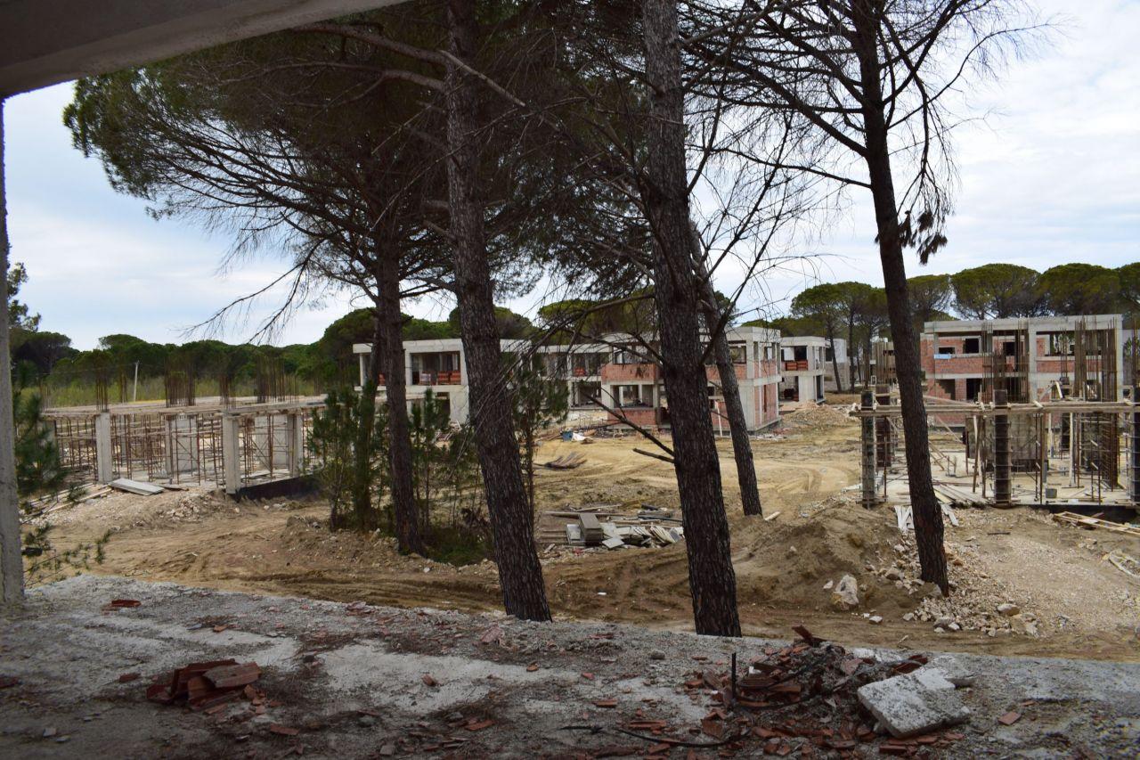21 San Pietro Resort, Gjiri i Lalzit, Durres 2015