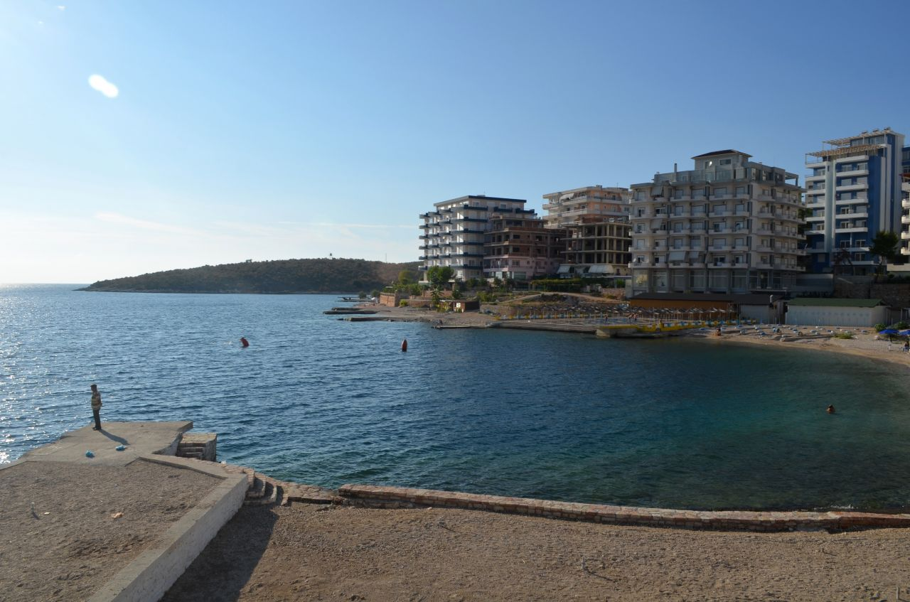 Albania Real Estate. Apartment in Saranda for Sale