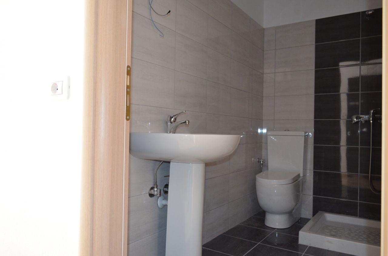 Albania Real Estate in Saranda. Apartment for Sale Next to Beach