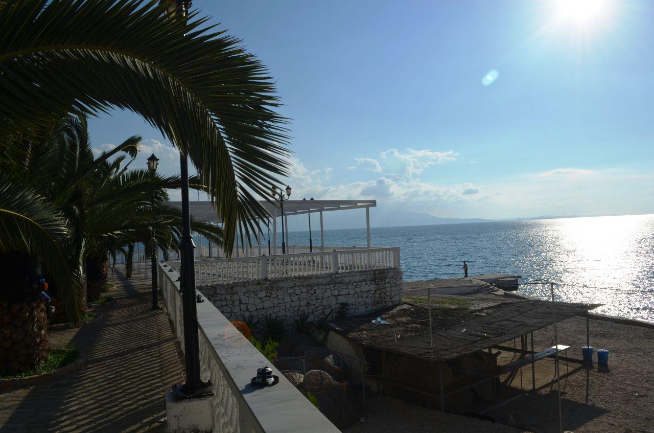 albania real estate for sale in saranda near the beach