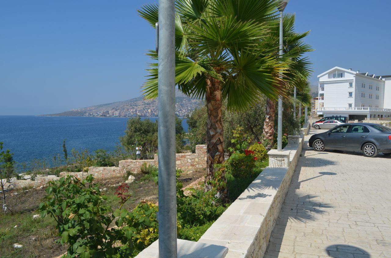 Apartments for Sale in Saranda. Quality Apartments in Saranda City