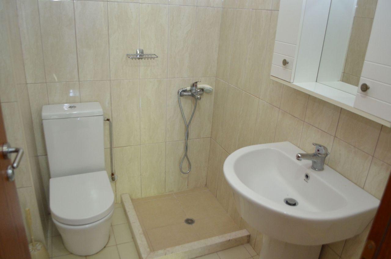 Bérelhető nyaraló apartman Albániában, Saranda. -  Apartman kiadó közel a tengerhez – 54 m²