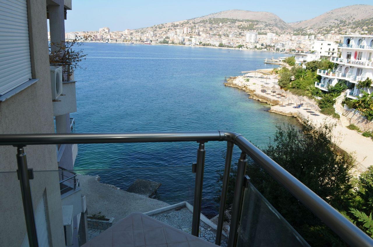 Holiday Rental in Albania, Saranda.  Apartment for Rent in Saranda, Next to Sea