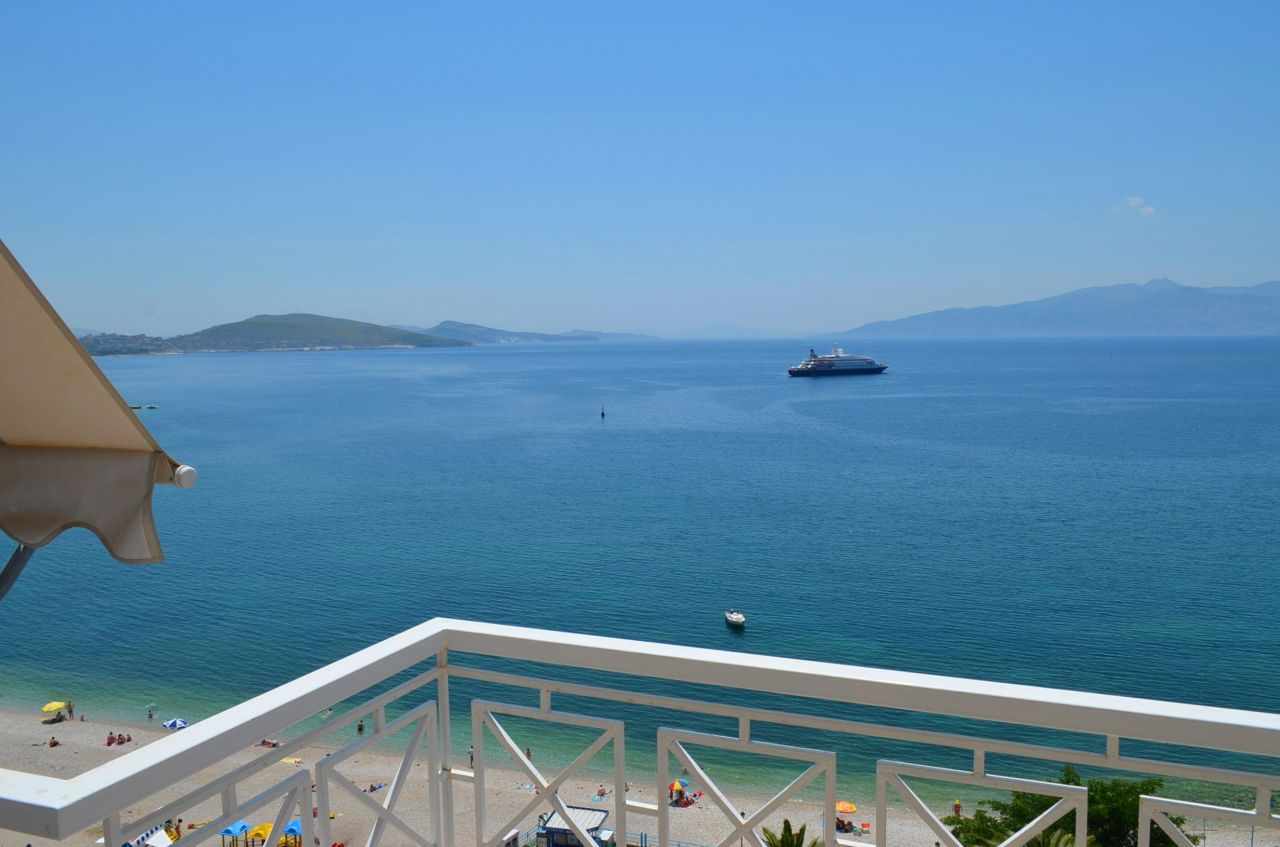 wonderful holidays next to the beach in saranda south of albania
