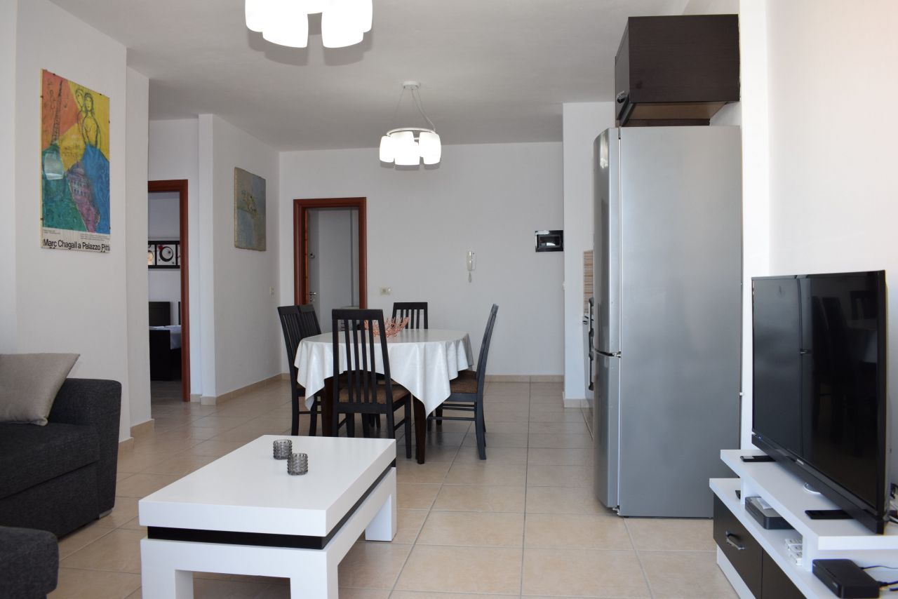 Vacation Rental Apartment In Saranda. Two Bedroom Apartment For Rent In The Bay Of Saranda