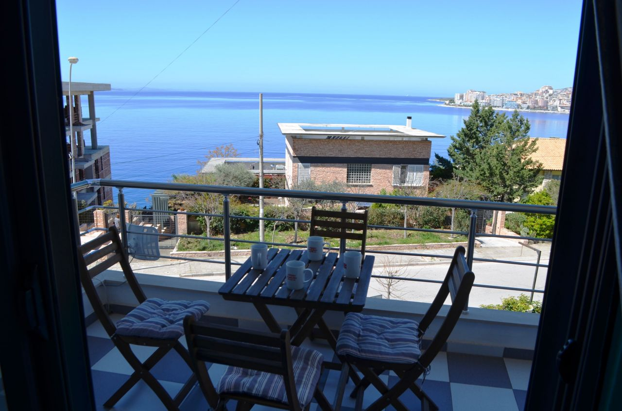 Holiday Apartments in Albania. One Bedroom Apartment in Saranda